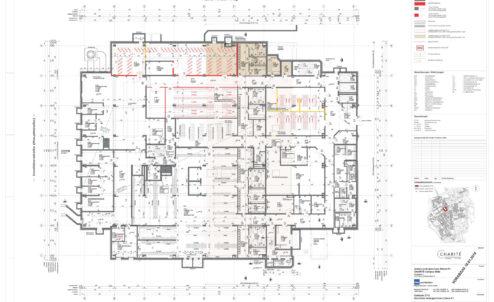 Umbau CHARITÉ Campus Mitte